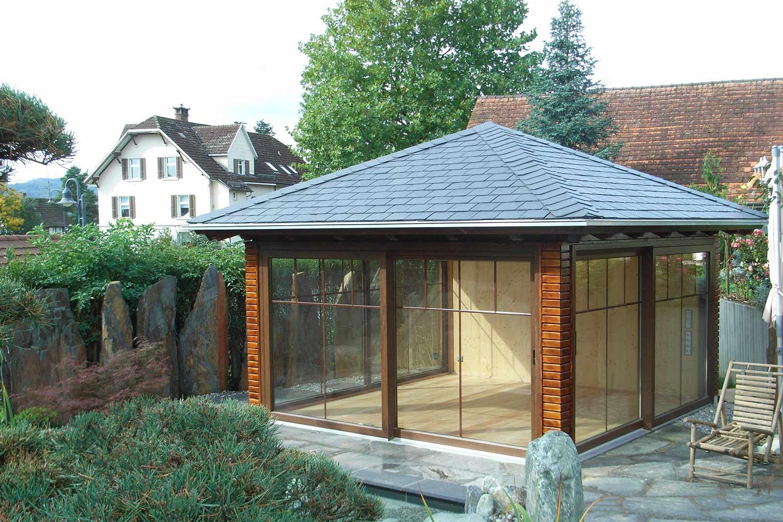 Teehaus In Öhningen ...